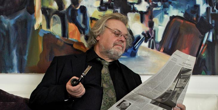 PProfessor Harald Siebenmorgen