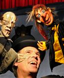 Puppenspieler Dr. Johannes Minuth