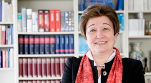 Dr. Dorothea Rüland, Source: DAAD