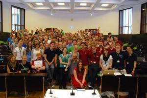 Mehr als 180 Medizinstudierende trafen sich bei der Bundesversammlung in Freiburg.