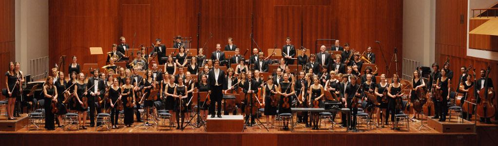 Das Akademische Orchester im Sommersemester 2012 (c) Akademisches Orchester