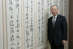 Ehrensenator Shin-Ho Kang. Foto: Dong-A
