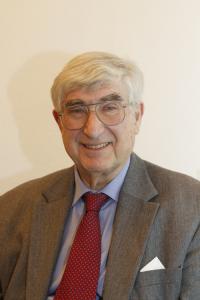 Dr. Dr. h.c. Rolf Böhme. Foto: A.J. Schmidt