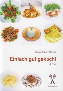 Titelseite Hans-Albert Stechl: Einfach gut gekocht