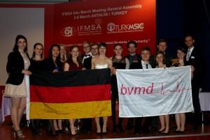 Deutsche Delegation
