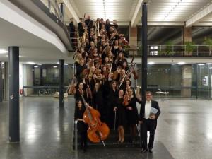 Das Sinfonische Studenten-Orchester der Albert-Ludwigs-Universität Freiburg