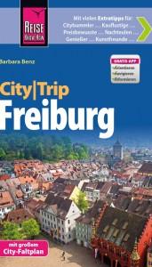 City-Trip Freiburg, Barbara Benz, Reise Know-How Verlag, 144 Seiten, 2015/16, 11,95€.