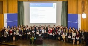 Stipendiatenfeier des Deutschlandstipendiums 2015