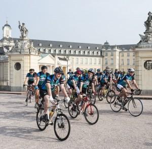 Teilnehmer der Tour Eucor 2015 (Foto: Tour Eucor e.V.)