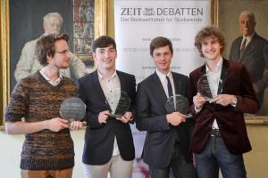 Süddeutsche Debattiermeisterschaften 2015