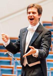Dirigent Hannes Reich