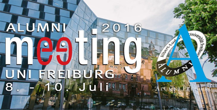 Logo des Alumni-Meetings 2016