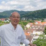 Prof. Dr. Masahisa Deguchi am Alumni Meeting 2016. (Foto: Alumni Freiburg)