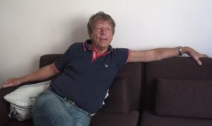 Alumnus Wolf-Dieter Hasenclever