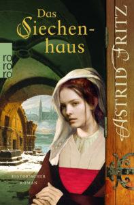 """Buchcover """"Das Siechenhaus"""""""