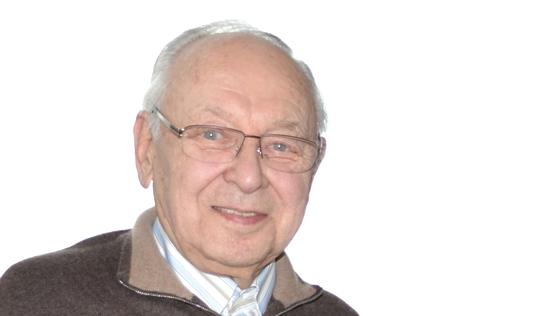 Alumni-Beauftragter: Professor em. Kurt-Heinz Bauer