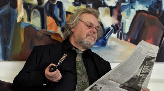 Professor Harald Siebenmorgen has served as director of the Badisches Landesmuseum (Baden State Museum) since 1992. © Beatrix von Hartmann