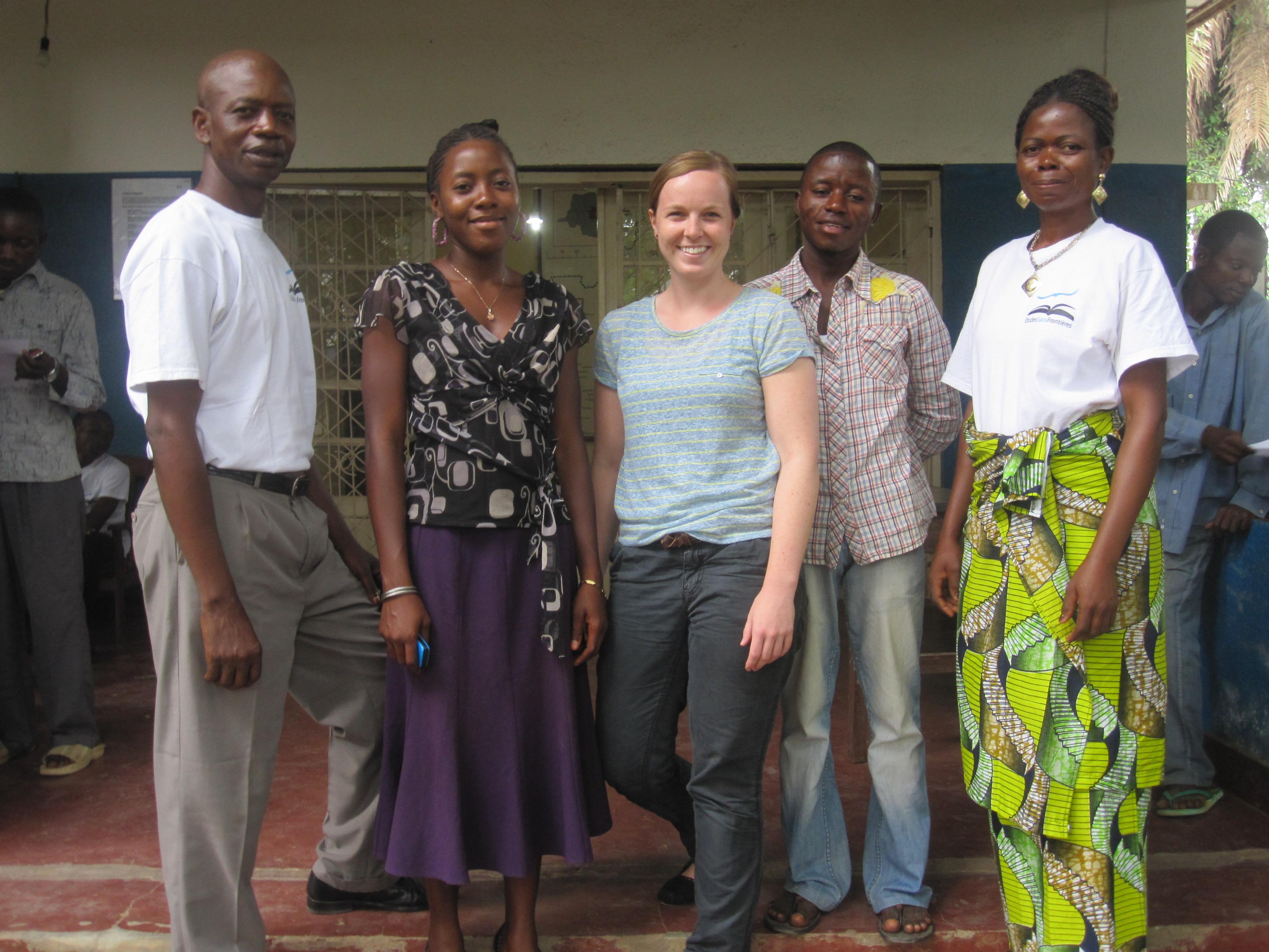 Betreuer des Projekts Studieren Ohne Grenzen