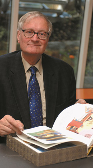 Autor Harro von Senger (c) business bestseller - Günther Reisp