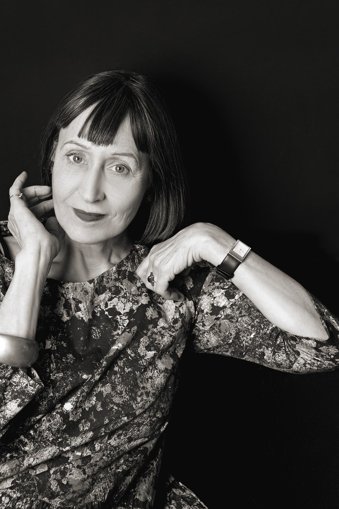 Autorin Susanne Mayer (c): Lara Huck