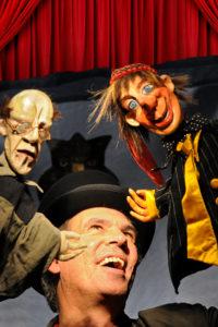 Puppenspieler Dr. Johannes Minuth (Foto: Johannes Minuth)