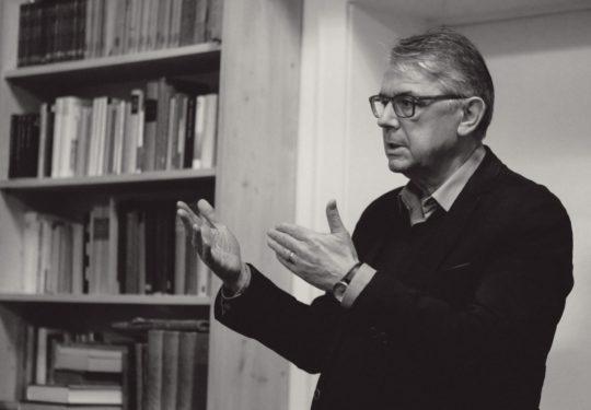 Jahresauftakt mit Ulrich Khuon im Deutschen Theater